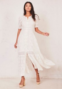 LOVESHACKFANCY Minka Dress