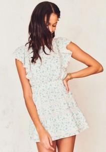 LOVESHACKFANCY Roberta Dress