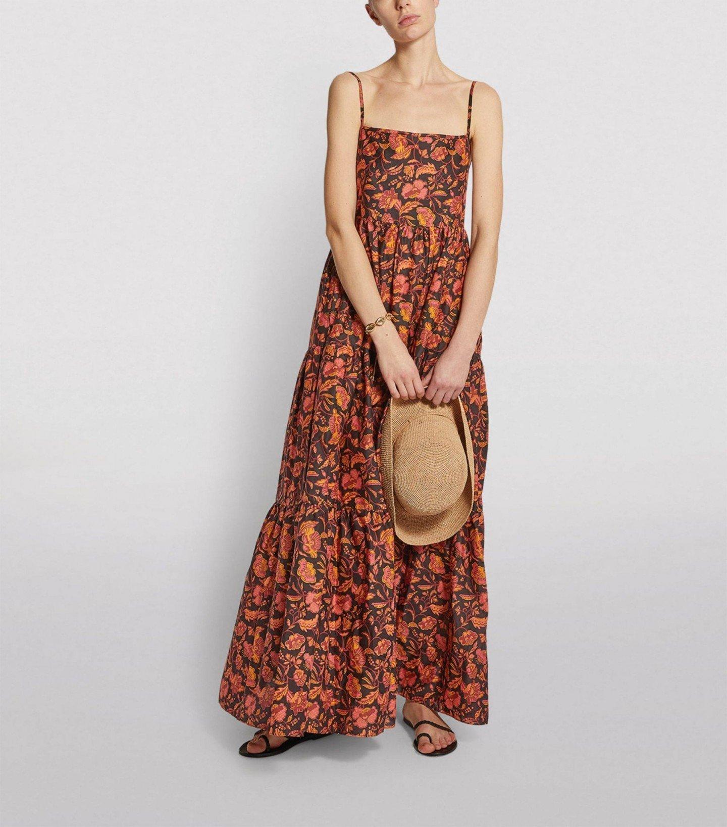 MATTEAU The Tiered Low-back Sun Dress