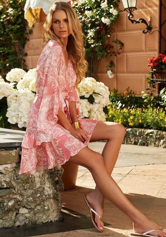 MELISSA ODABASH Kirsty Dress