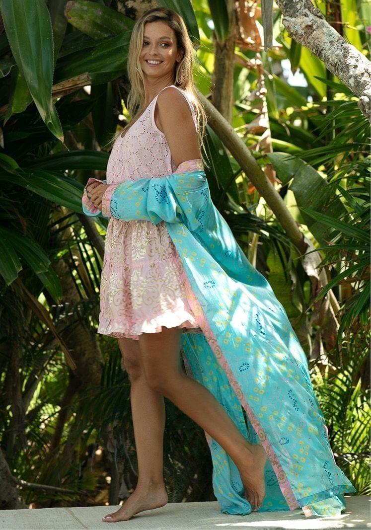 MISS JUNE Baby Doll Dress
