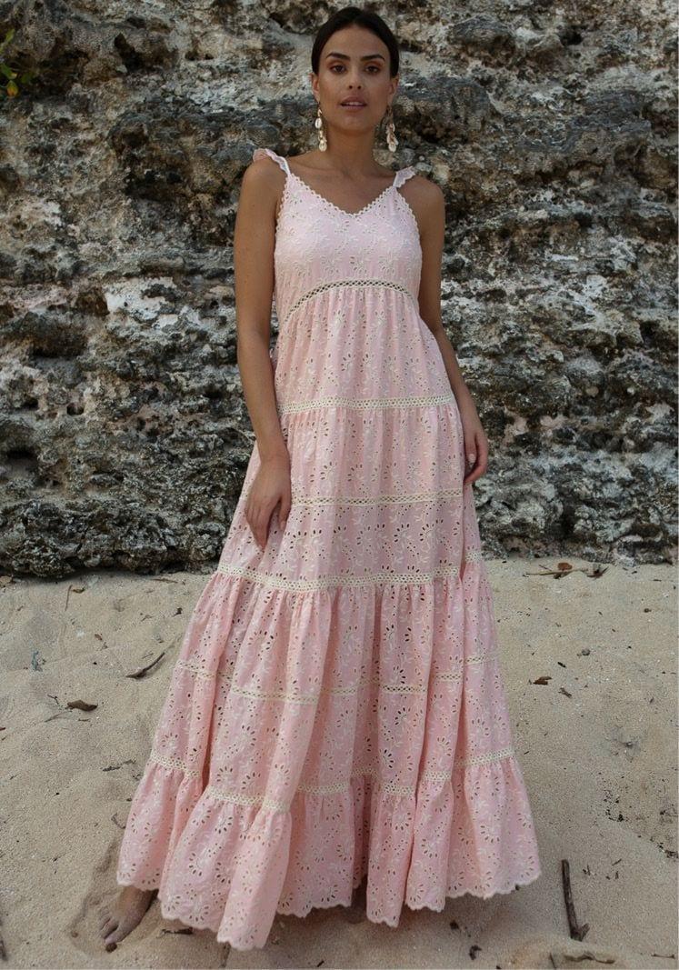 MISS JUNE Rose Bowl Dress