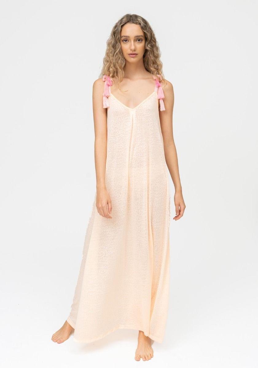 PITUSA Tassle Tie Dress