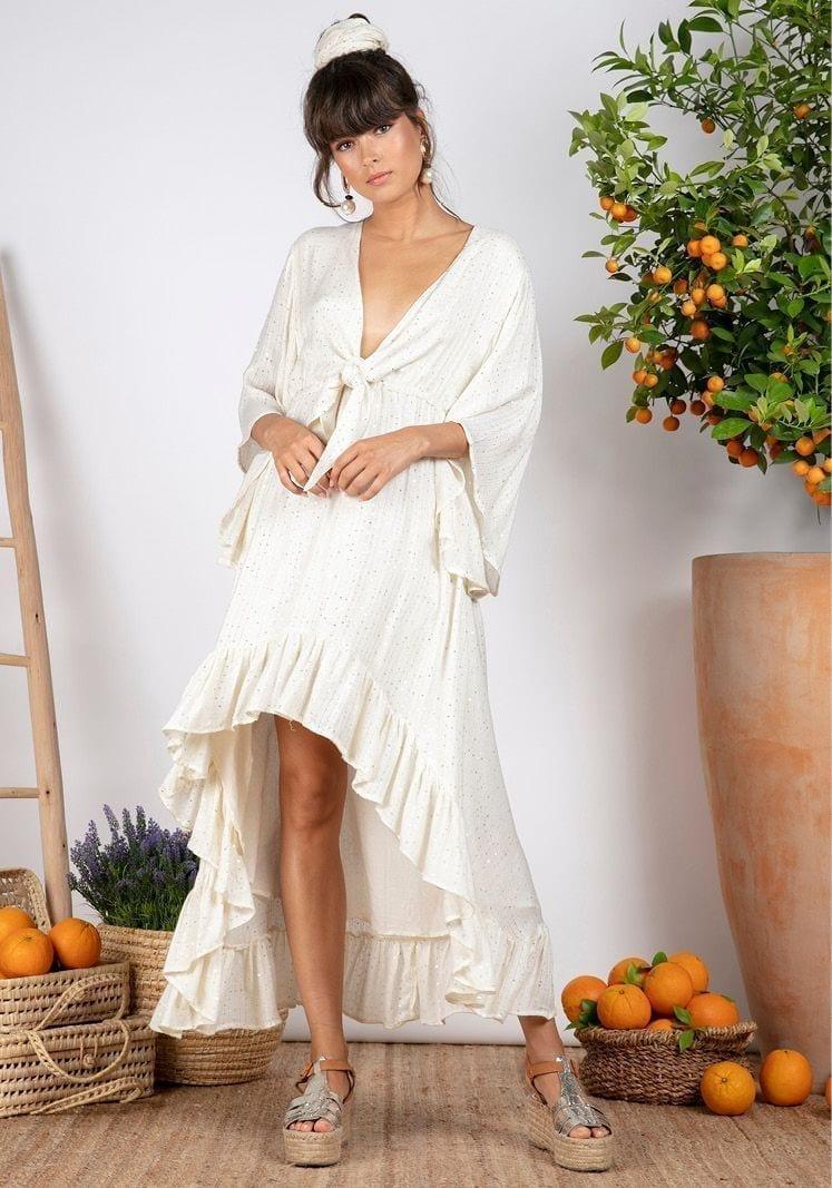 SUNDRESS Juliana Long Dress