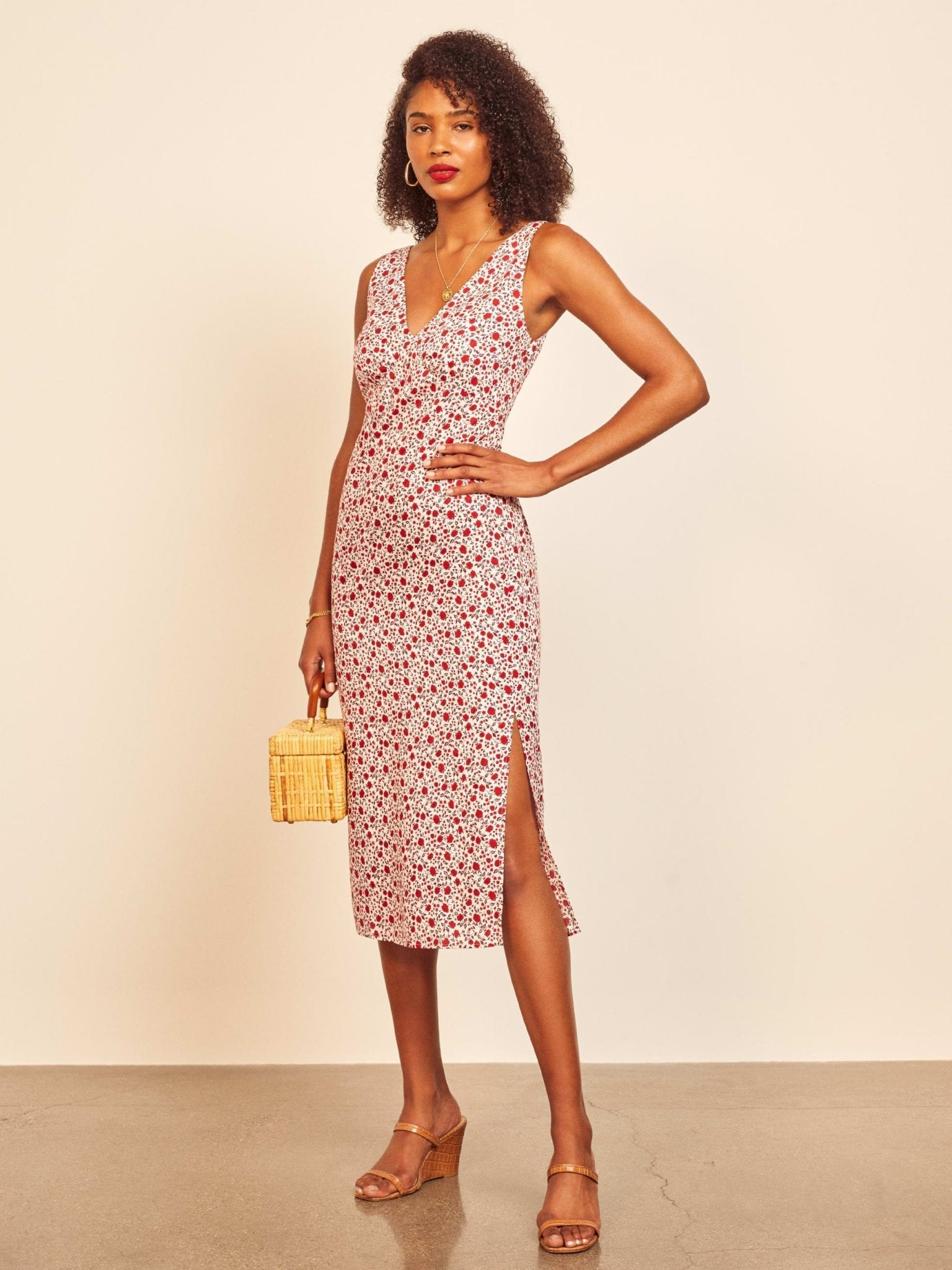 THEREFORMATION Ares Dress