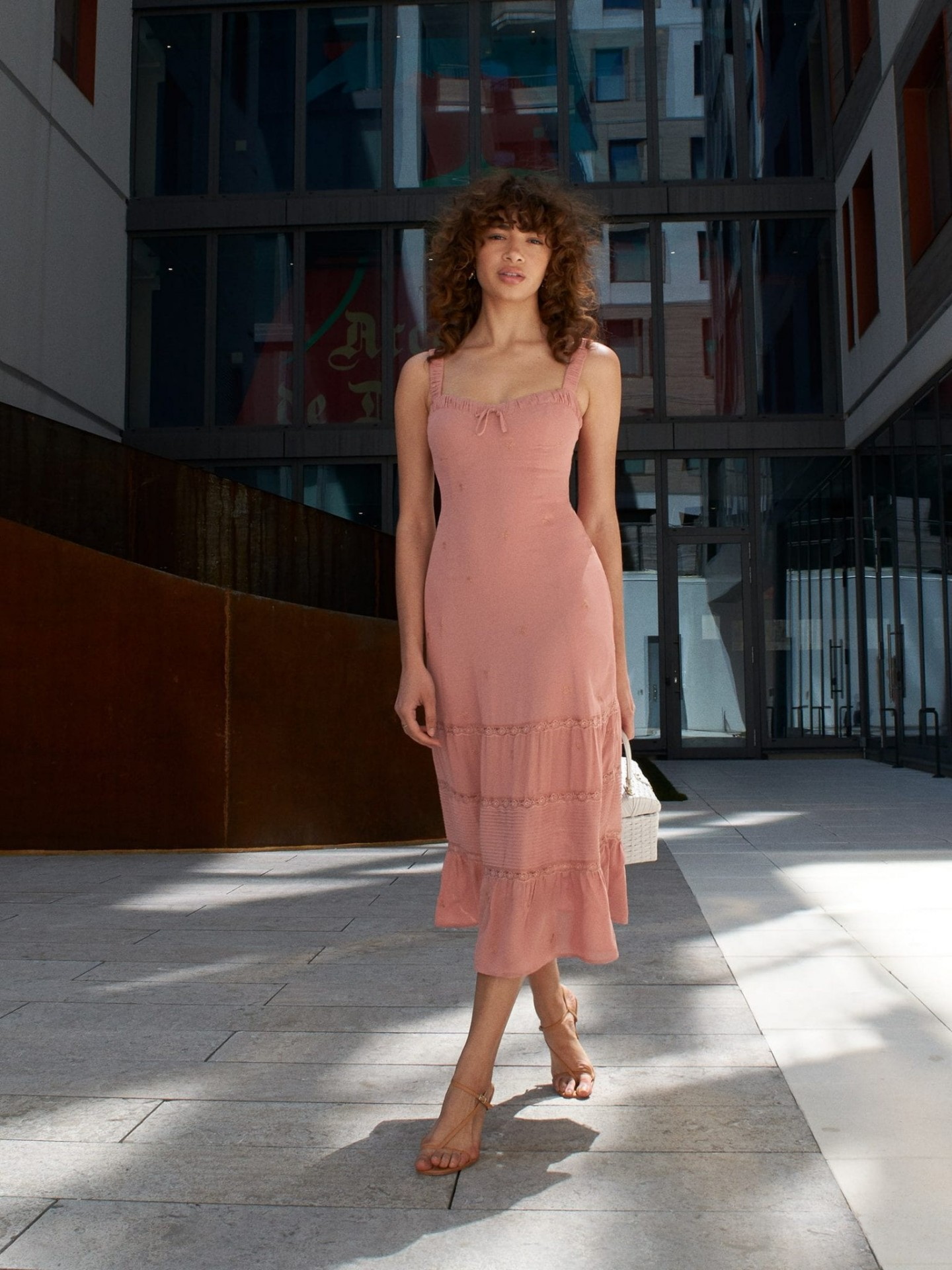 THEREFORMATION Cotta Dress
