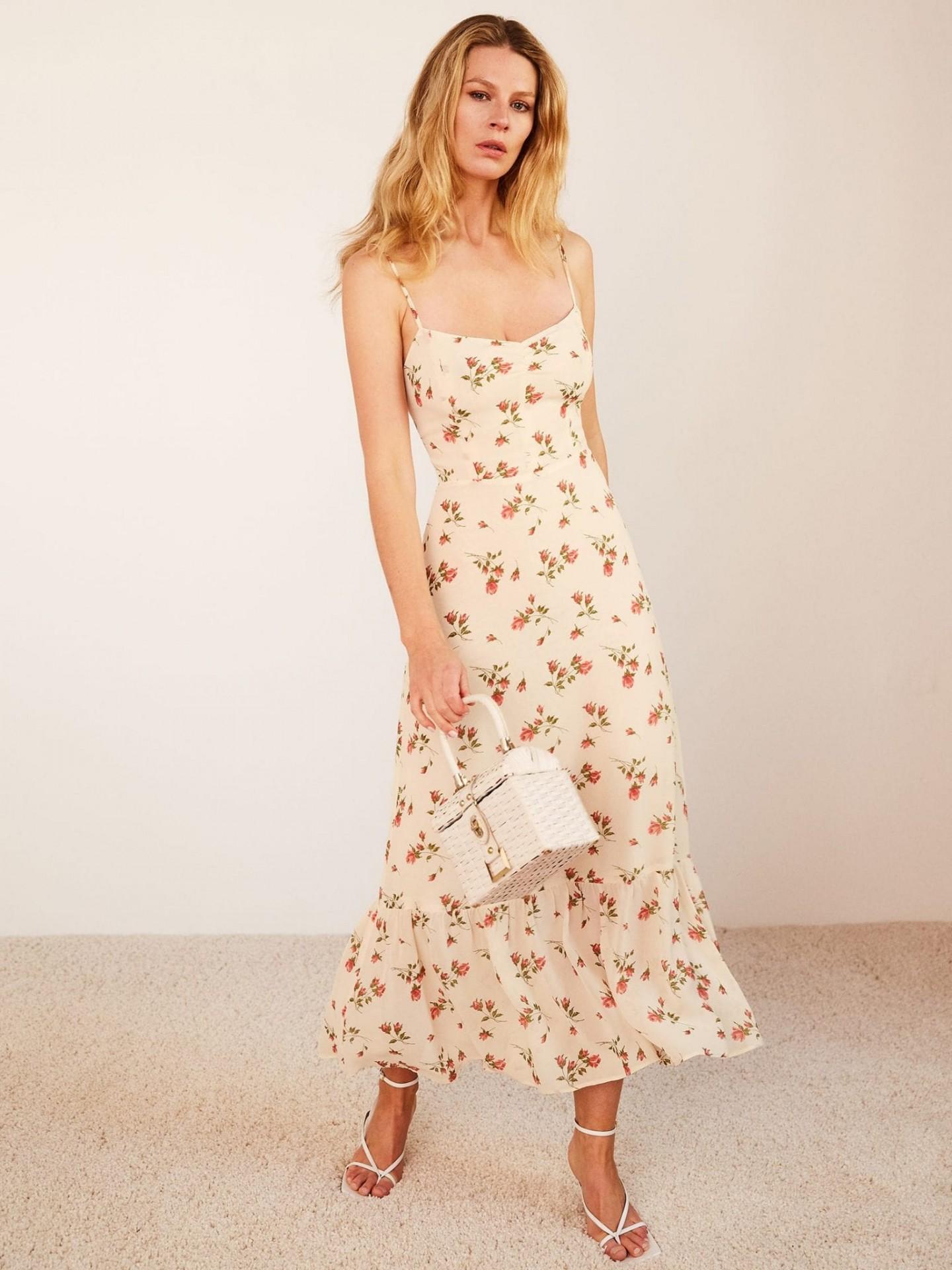 THEREFORMATION Emersyn Dress