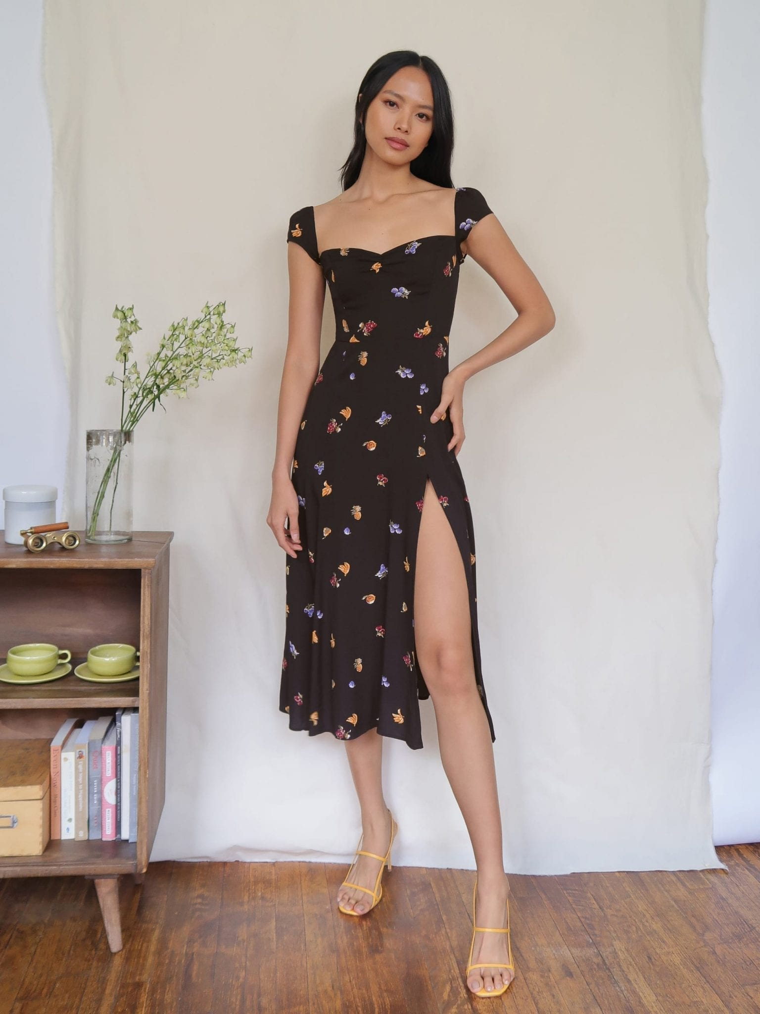 THEREFORMATION Levy Dress
