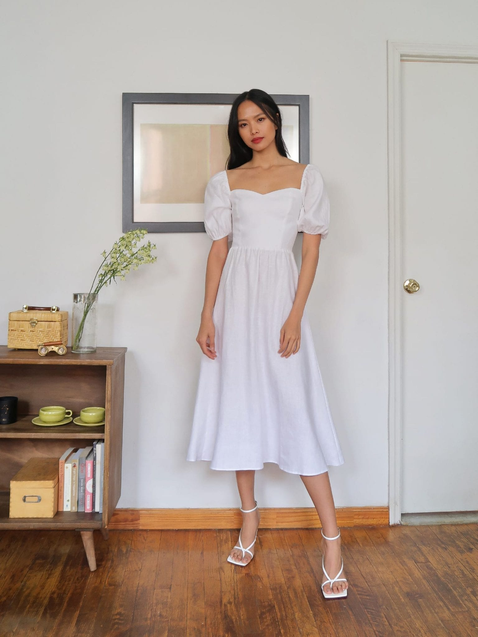 THEREFORMATION Rhode Dress