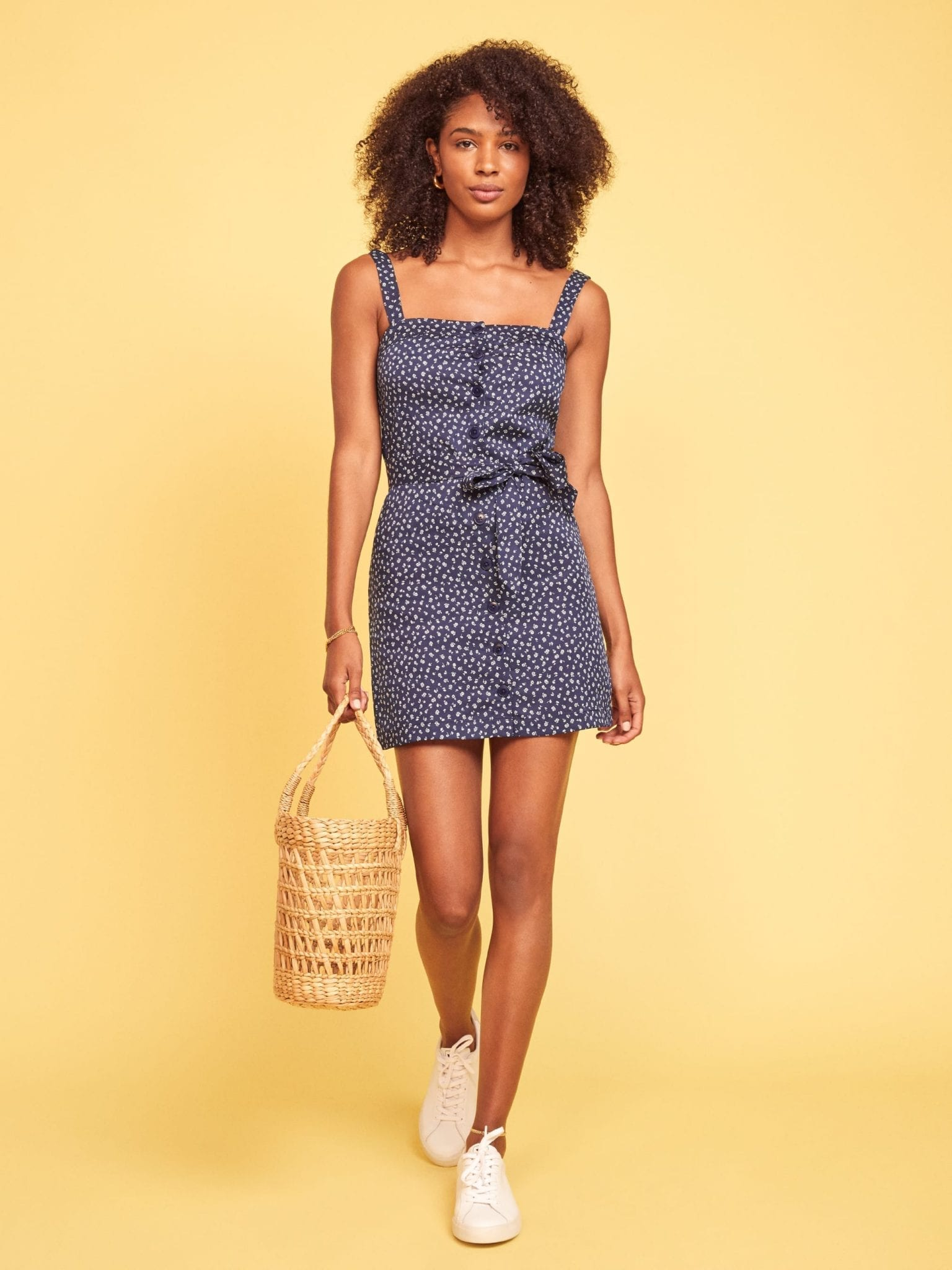 THEREFORMATION Rouje Dress
