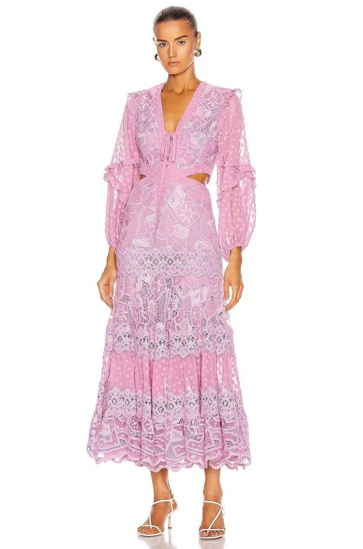 ALEXIS Zendaya Dress