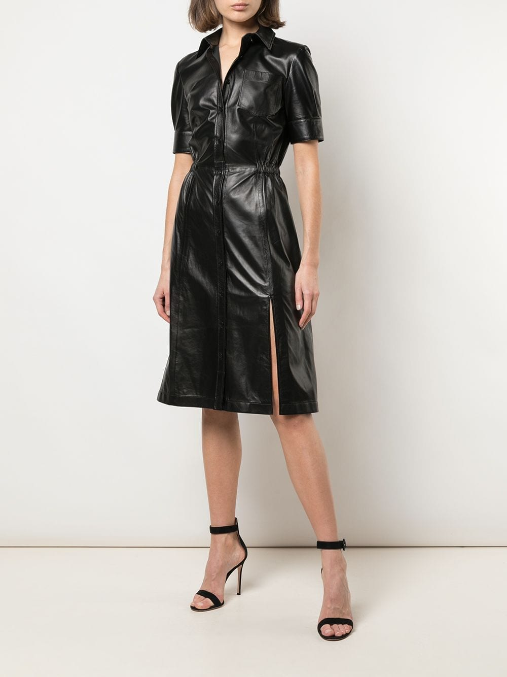 ALTUZARRA Kura Shirt Dress
