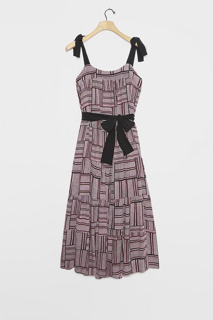 ANTHROPOLOGIE DOLAN Collection Martina Tiered Maxi Dress