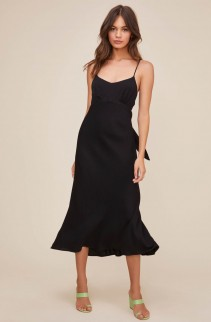 ASTRTHELABEL Charisma Midi Dress