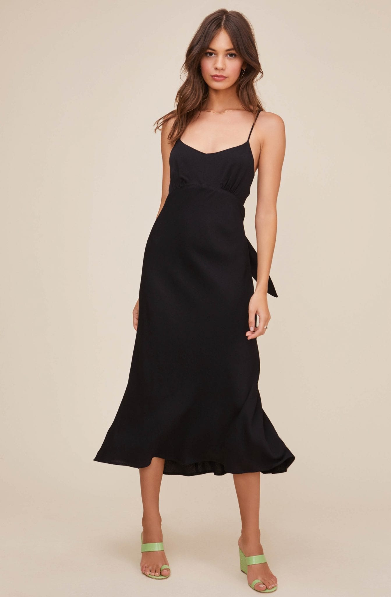 ASTRTHELABEL Charisma Midi Dress
