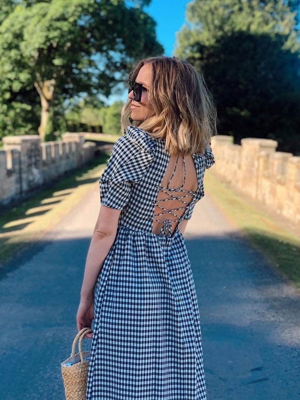 These Casual Open Back Dresses Are Fashion Girl Approved