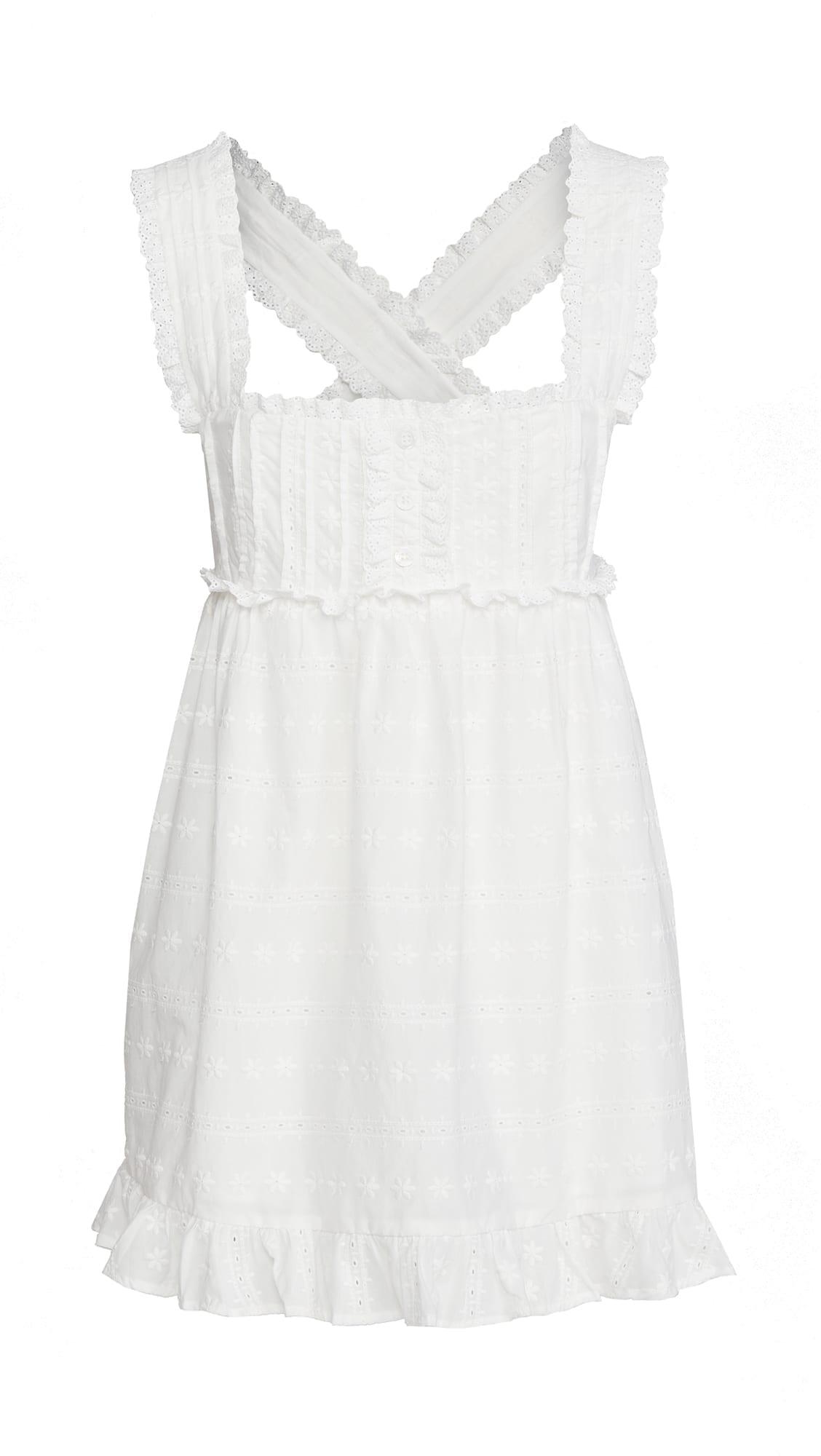 FOR LOVE & LEMONS Iris Swing Dress