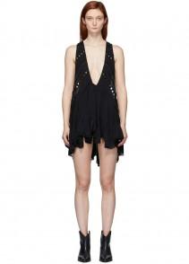 ISABEL MARANT Black Lacre Dress