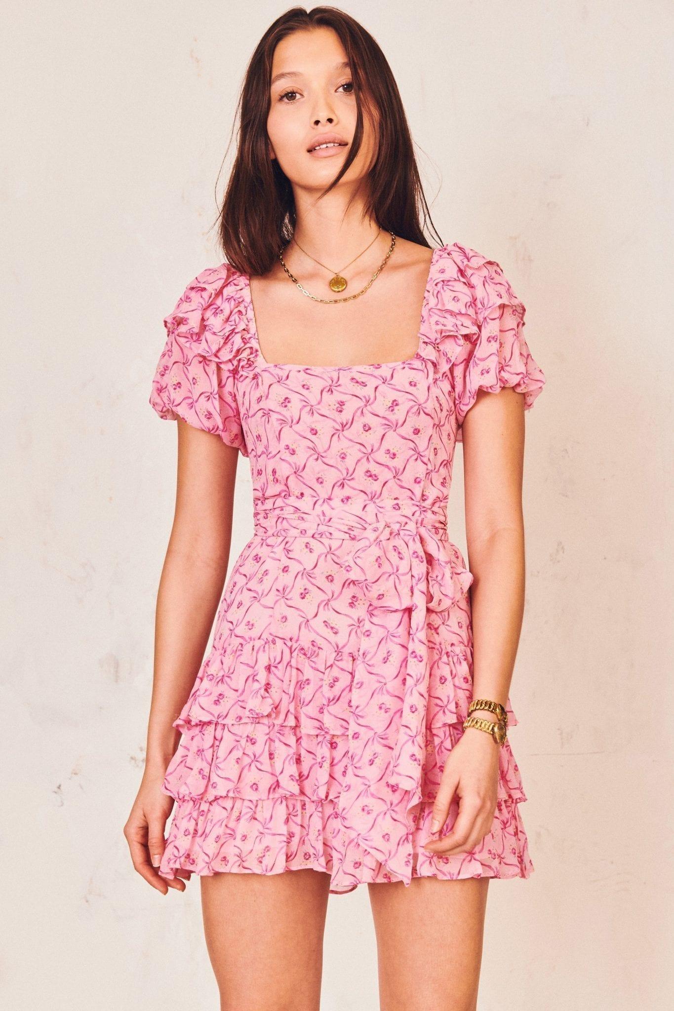 LOVESHACKFANCY Kimbra Dress