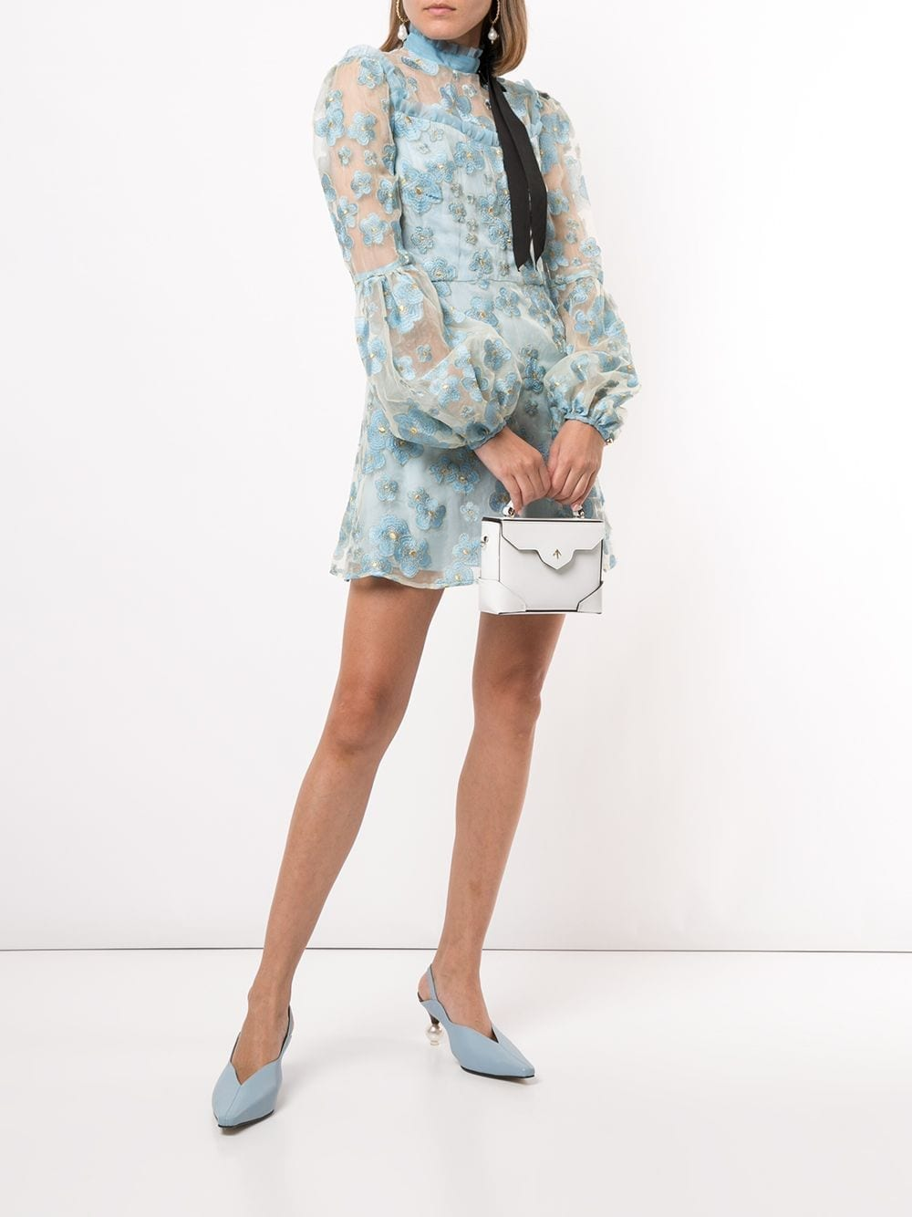 MACGRAW Corsage Dress