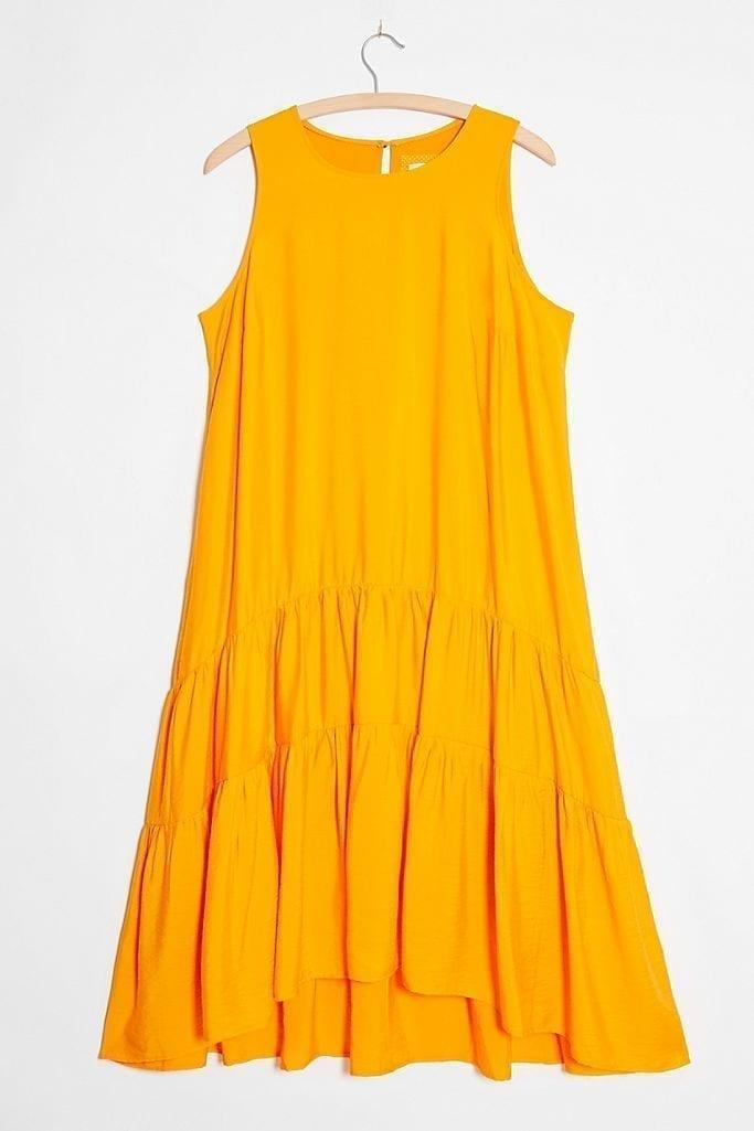 MAEVE Marlene Tiered Maxi Dress