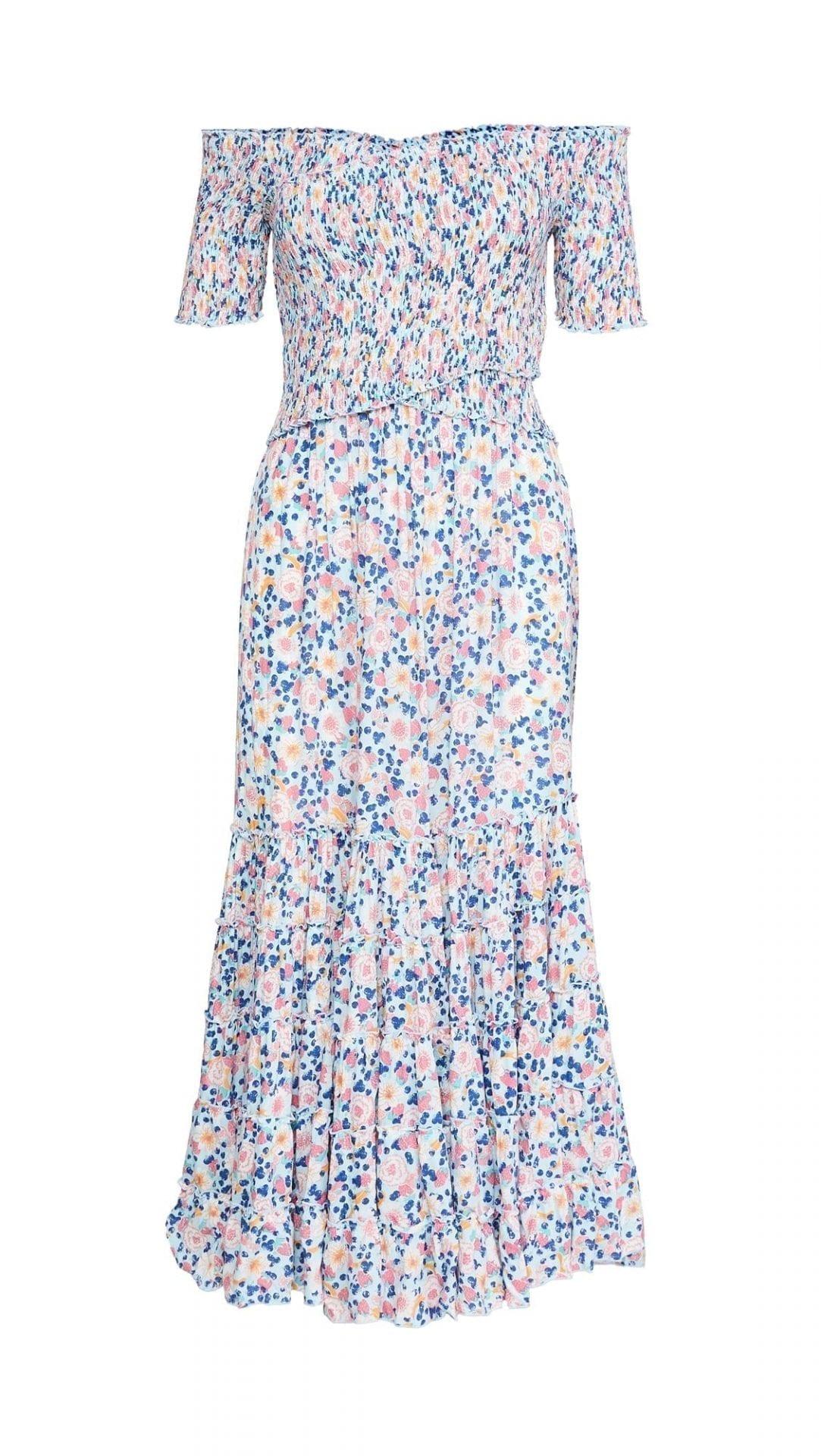 POUPETTE ST BARTH Soledad Midi Dress