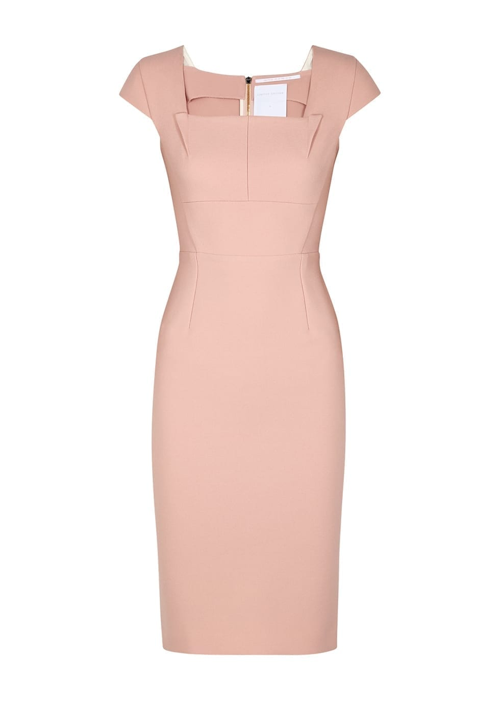ROLAND MOURET Jeddler Pink Dress