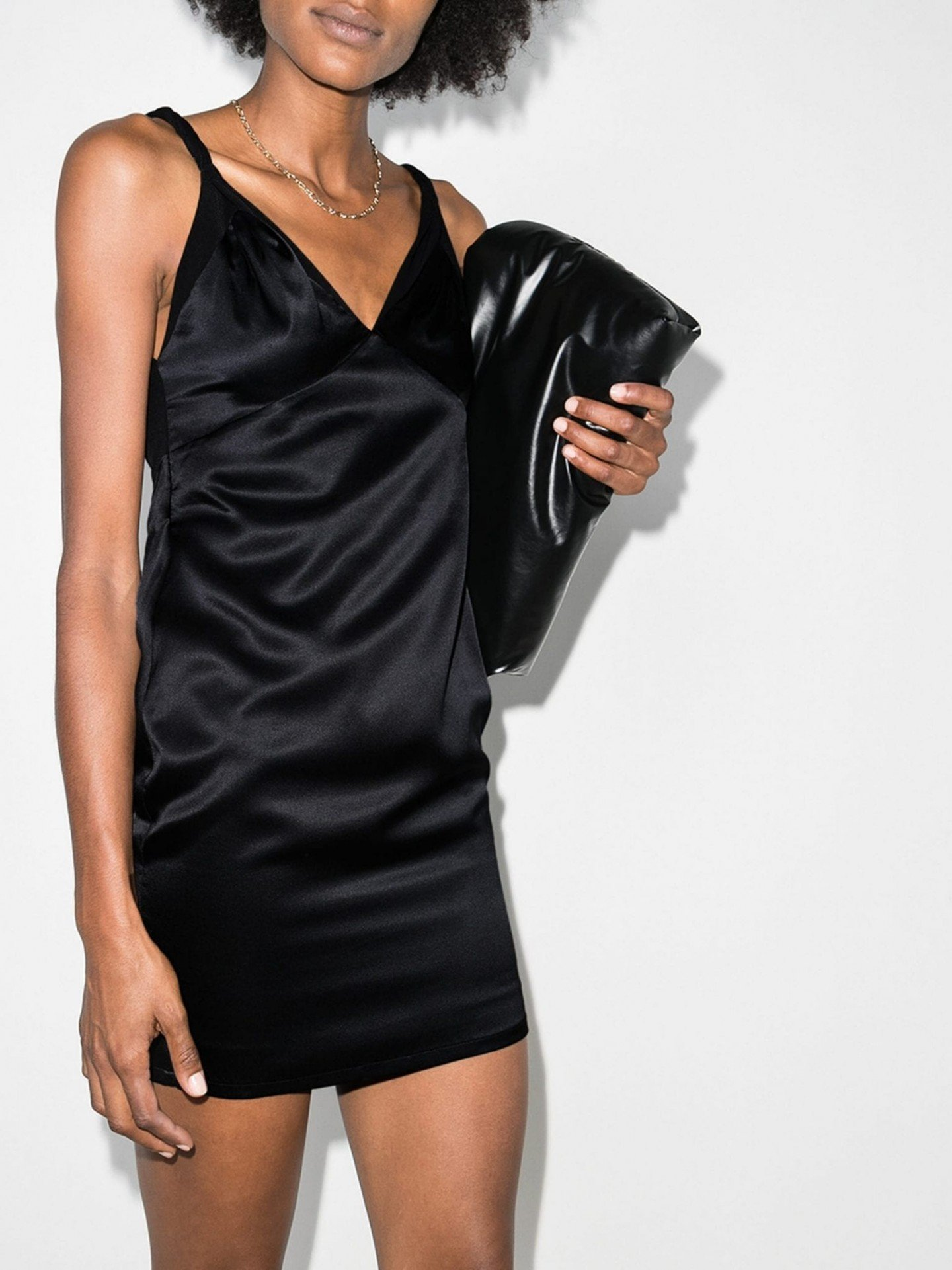 RTA Laura Mini Slip Dress