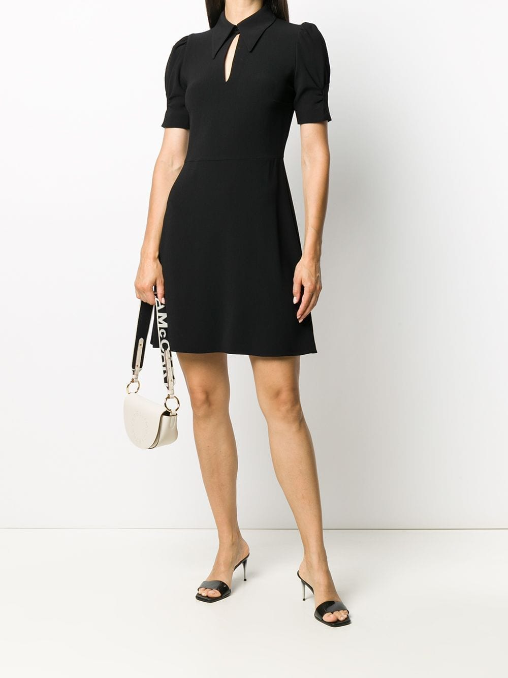 STELLA MCCARTNEY Short Sleeve Polo Dress