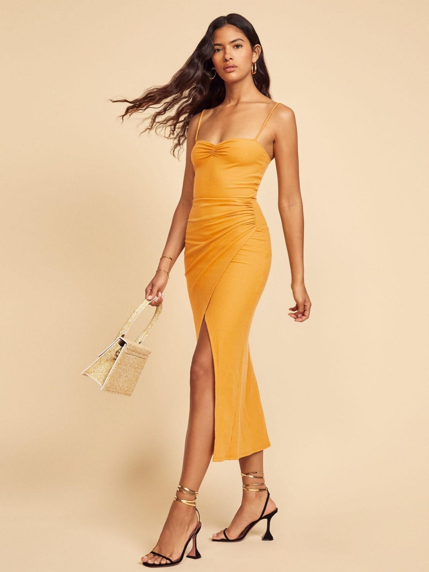THE REFORMATION Formosa Dress