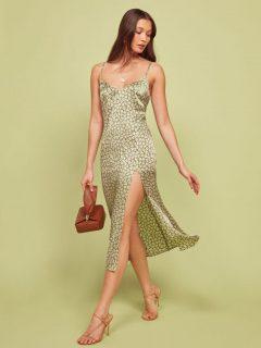 THEREFORMATION Britten Dress