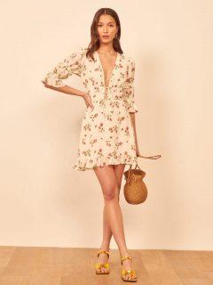 THEREFORMATION Laurelei Dress