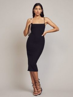 THEREFORMATION Milano Dress