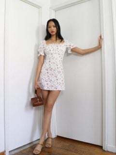 THEREFORMATION Robles Dress