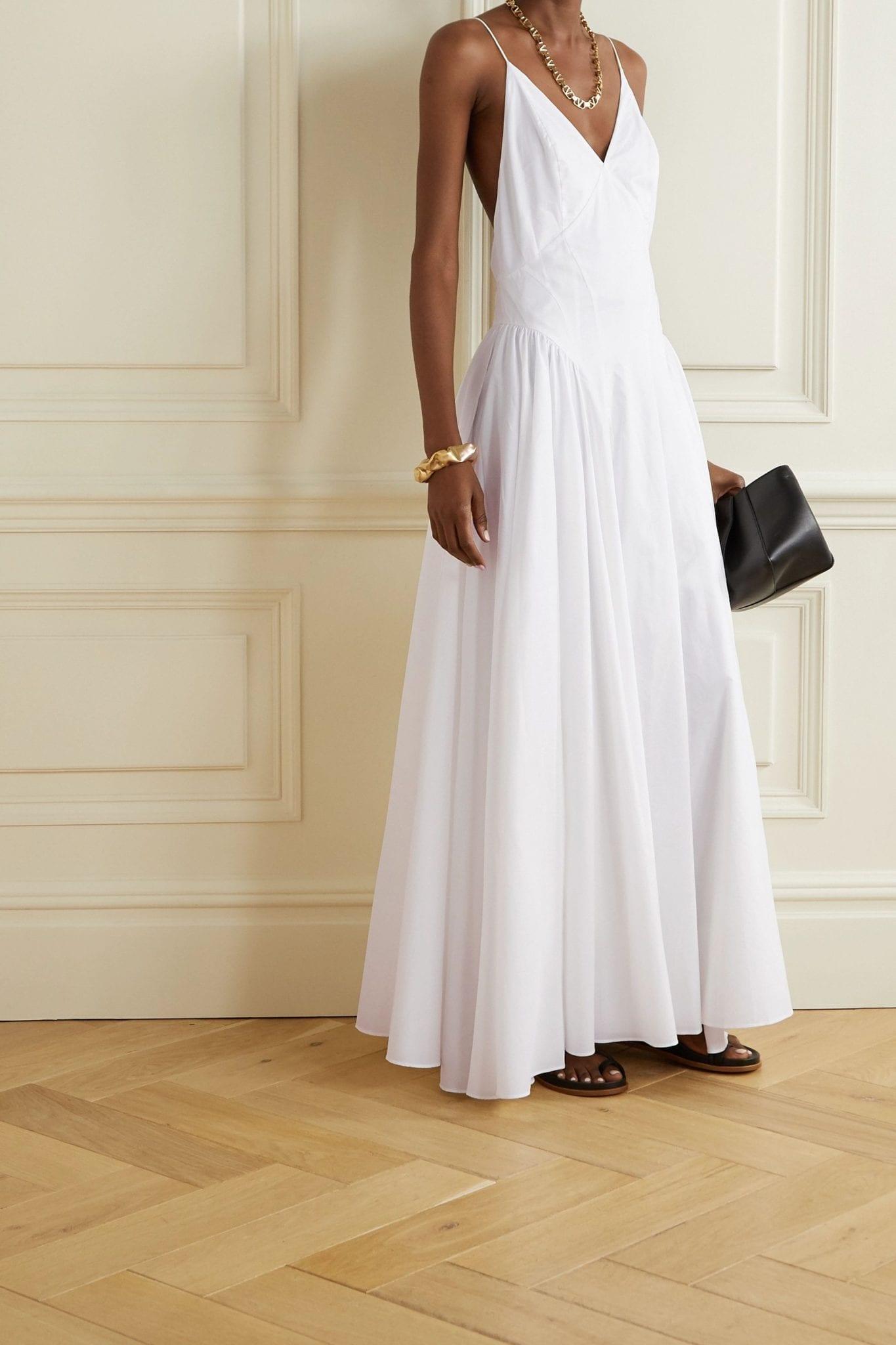 Tove Maren Organic Cotton White Maxi Dress We Select Dresses,Wedding Beautiful Night Dress
