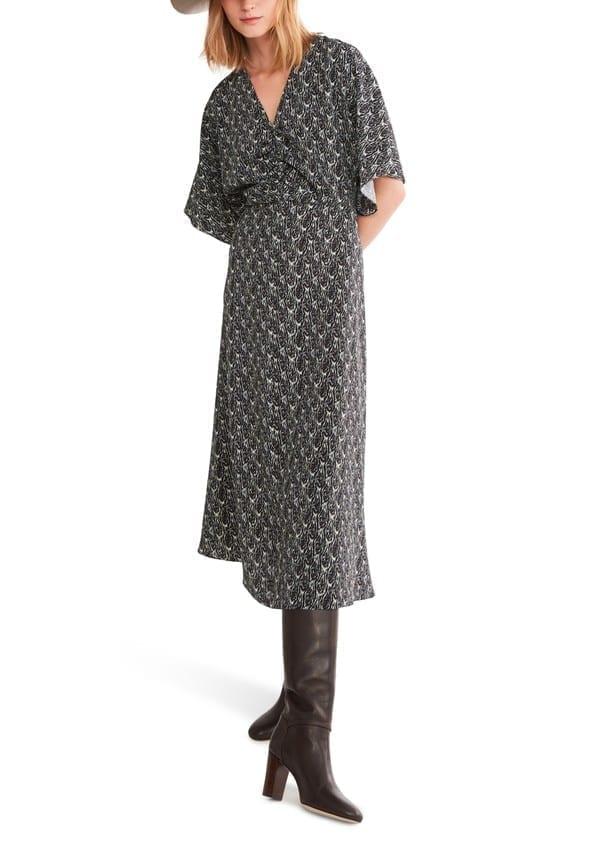 VANESSA BRUNO Long Nevia Dress