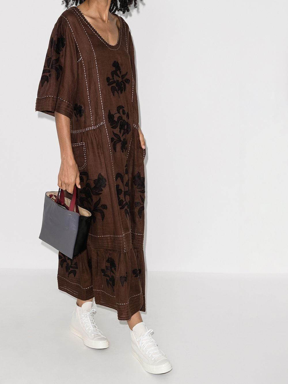 VITA KIN Carnation Kaftan Dress
