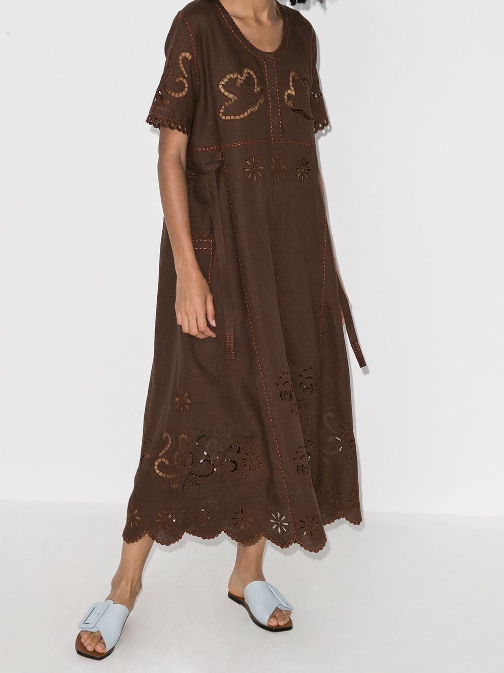 VITA KIN Love In The Air Kaftan Dress