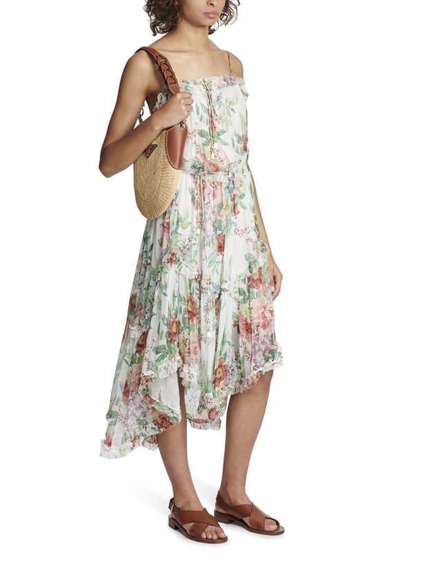 ZIMMERMANN Floating Silk Dress