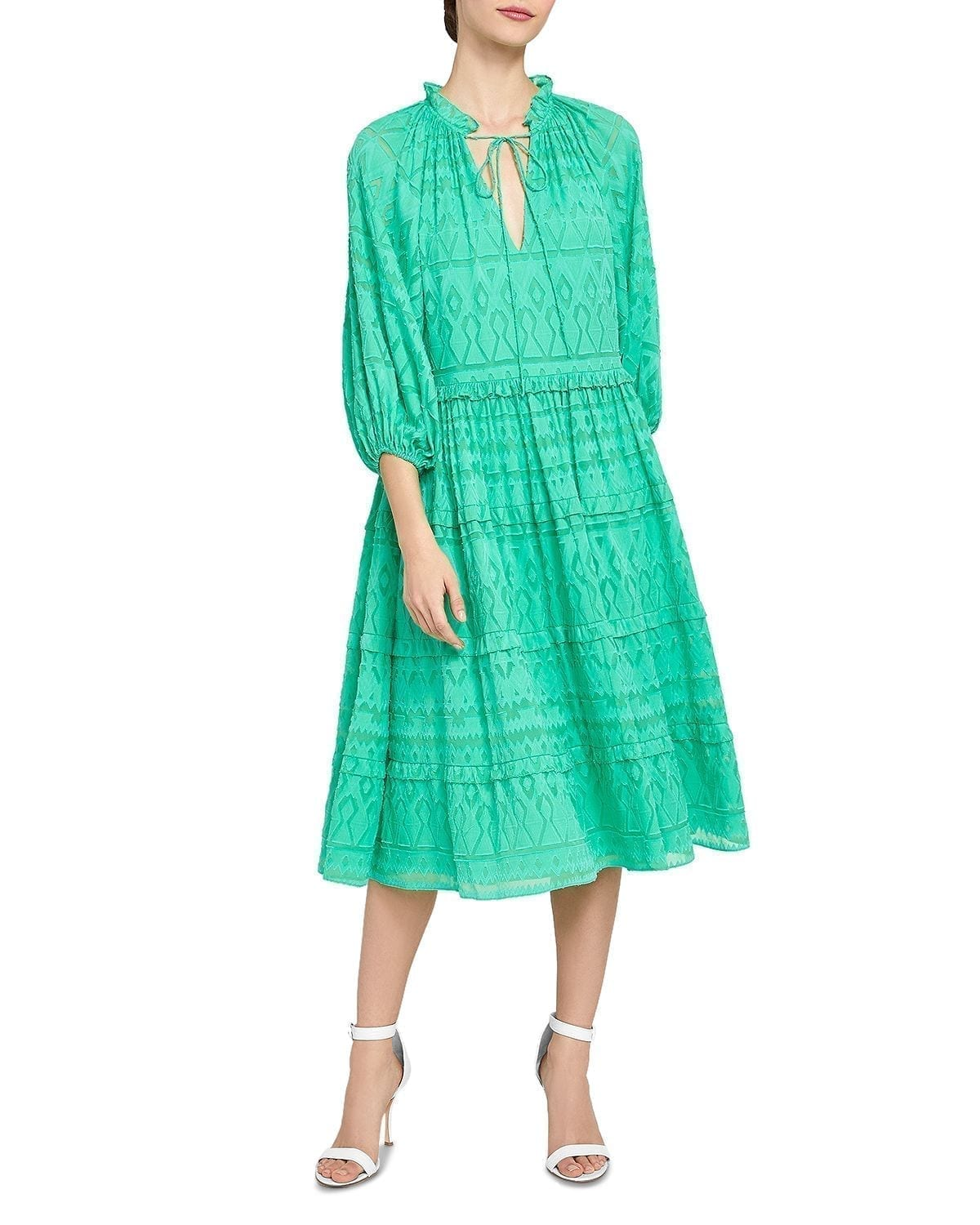 ALICE AND OLIVIA Layla Shift Dress