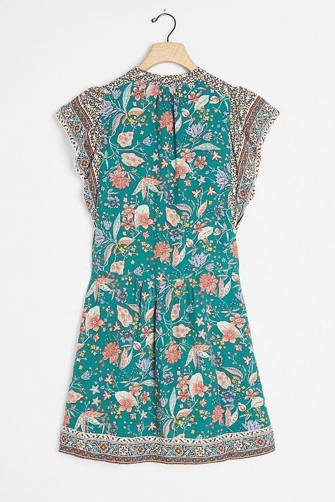 ANTHROPOLOGIE Zenia Mini Dress