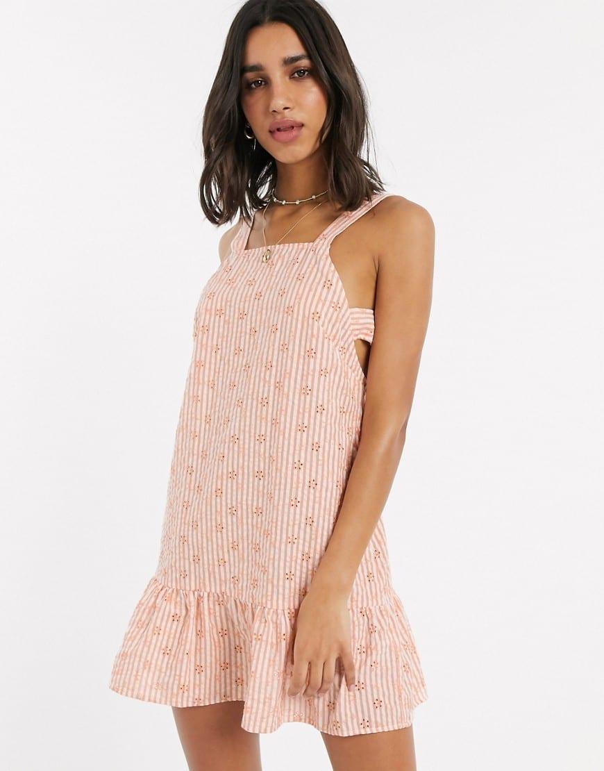 ASOS DESIGN Mini Sun Dress