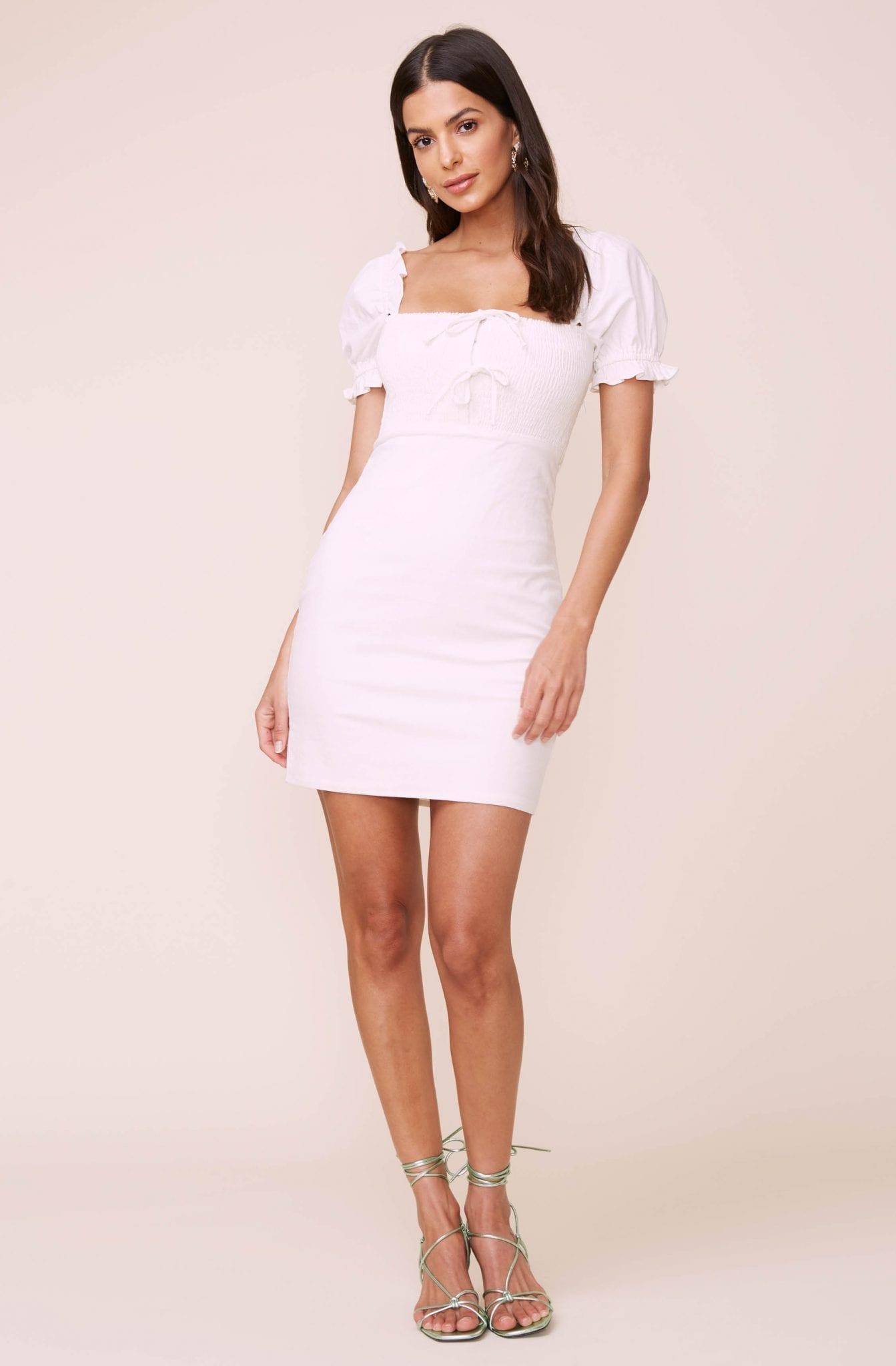 ASTR Bea Bodycon Dress