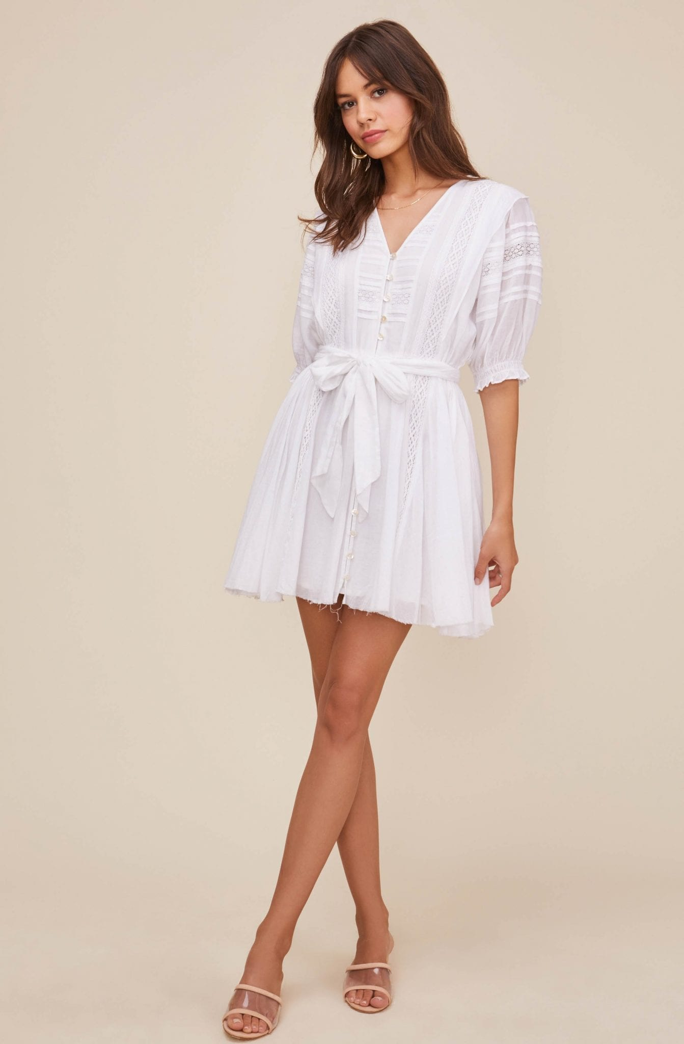ASTRTHELABEL Remedy Puff Sleeve Dress