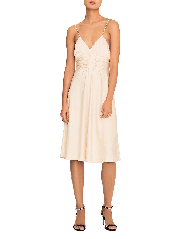 BA&SH Dixie Slip Dress