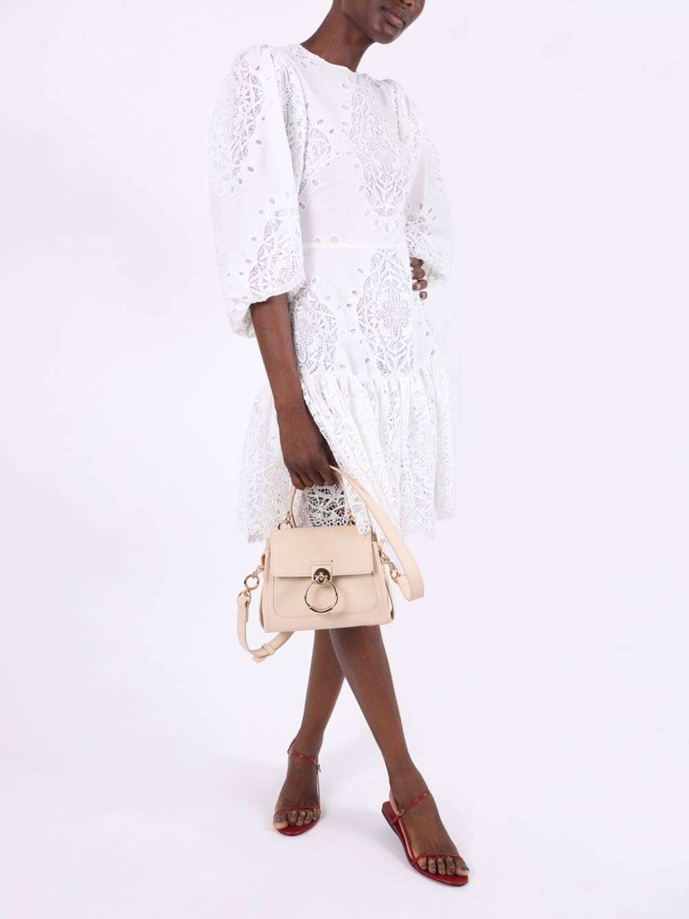 BORGO DE NOR Tabitha Lace Dress