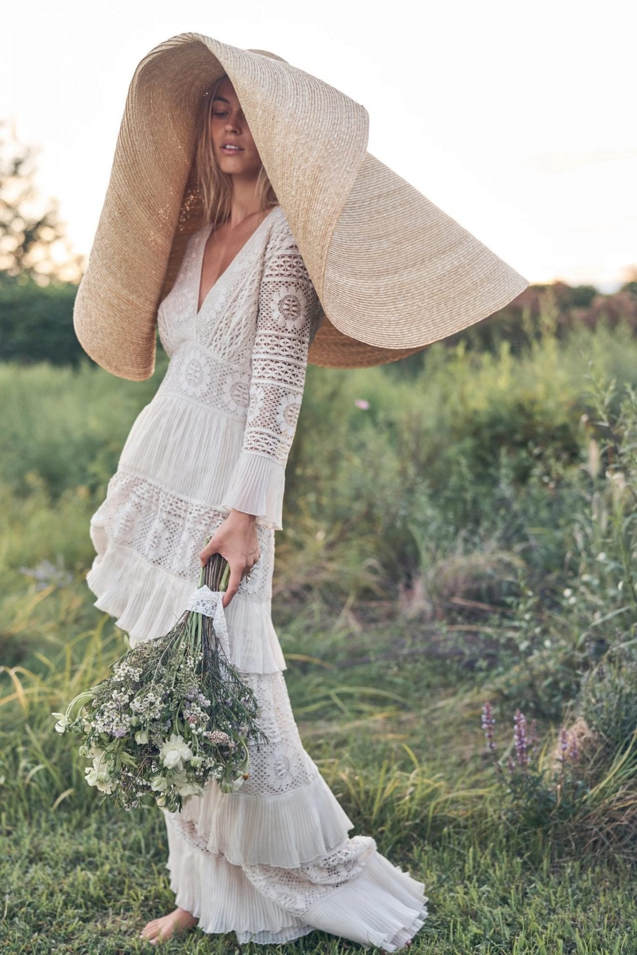 We've Discovered The Most Amazing Bohemian Style Dresses For A Free-Spirited Closet