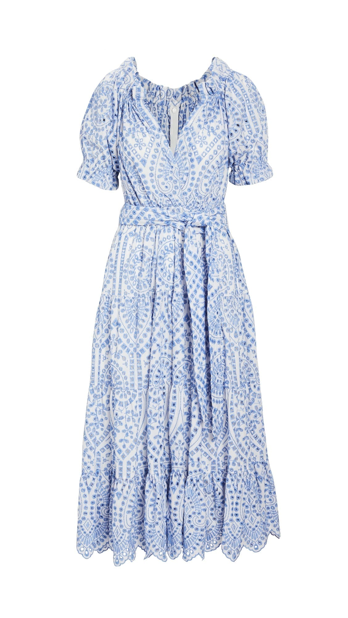 CHARINA SARTE Raya Maxi Dress