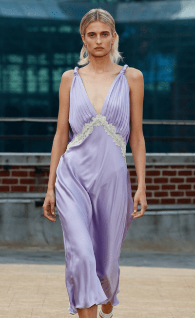 20 Silky Satin Dresses That Are Irresistibly Stunning