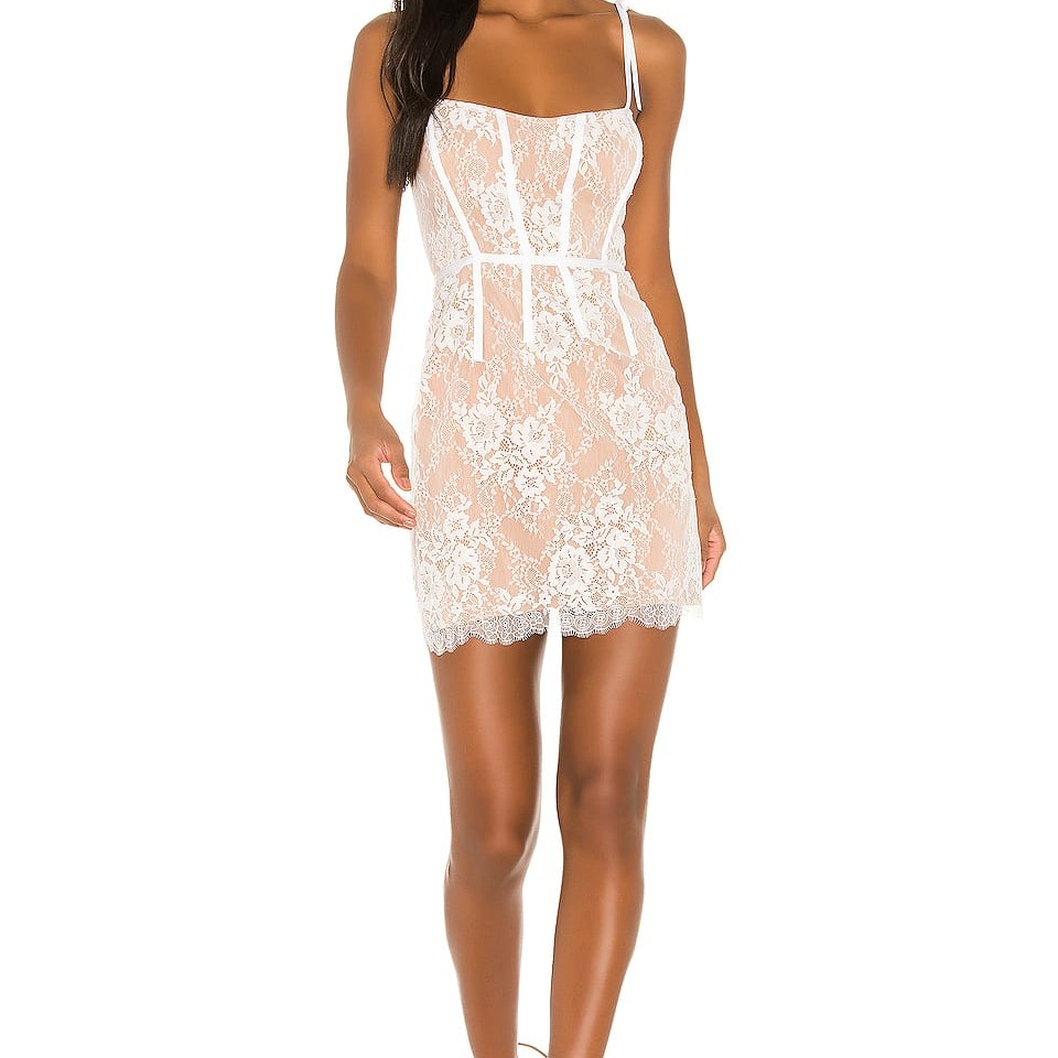 For Love Lemons Cheyenne Lace Mini Dress We Select Dresses
